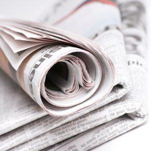 Les journaux font un excellent paillis