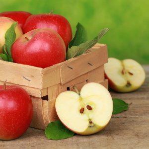 Ralentissez l'oxydation des pommes avec du jus de citron