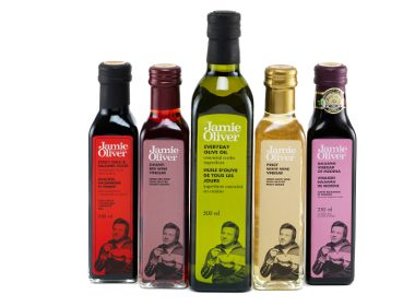 8. Les vinaigres de vin Jamie Oliver