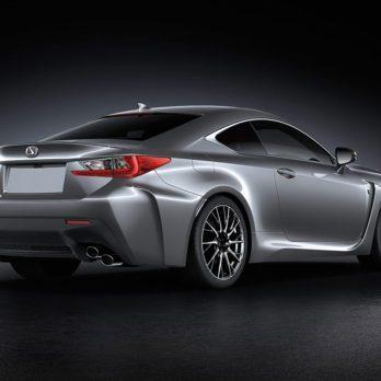 Tout ce que vous devez savoir sur la nouvelle Lexus RC F