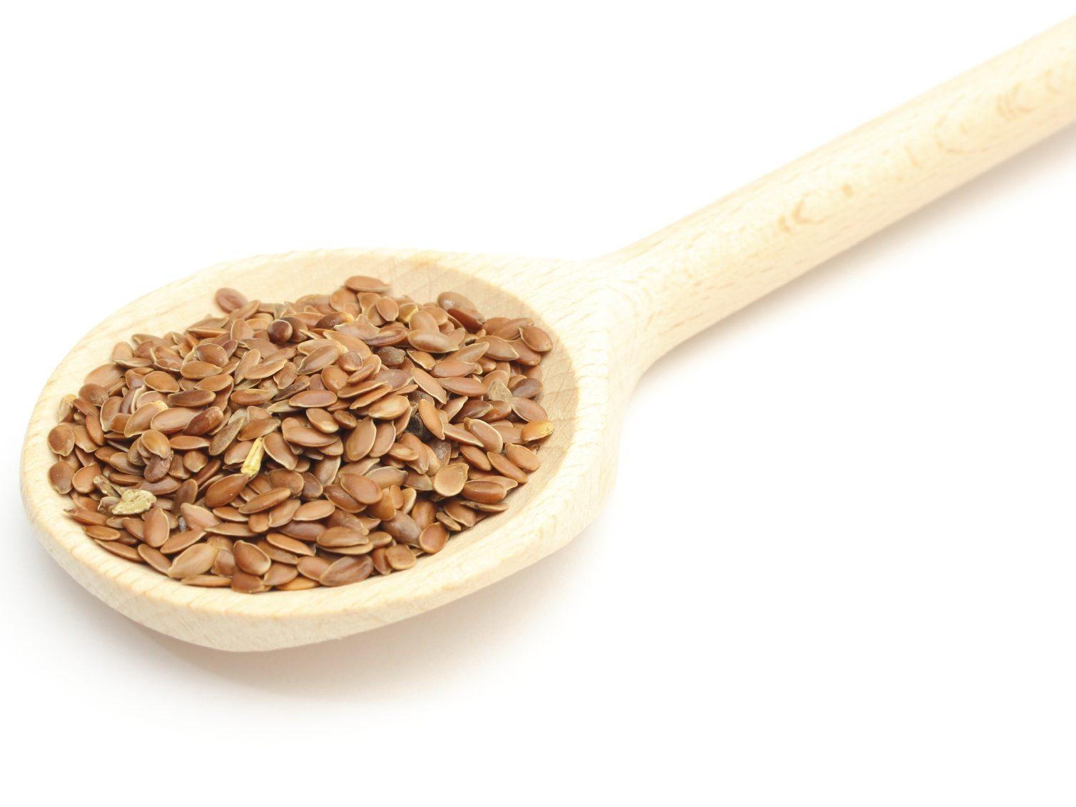 Ajouter des graines de lin