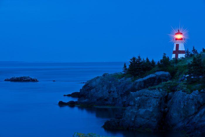 La route du littoral acadien, au Nouveau-Brunswick, est un road trip canadien unique