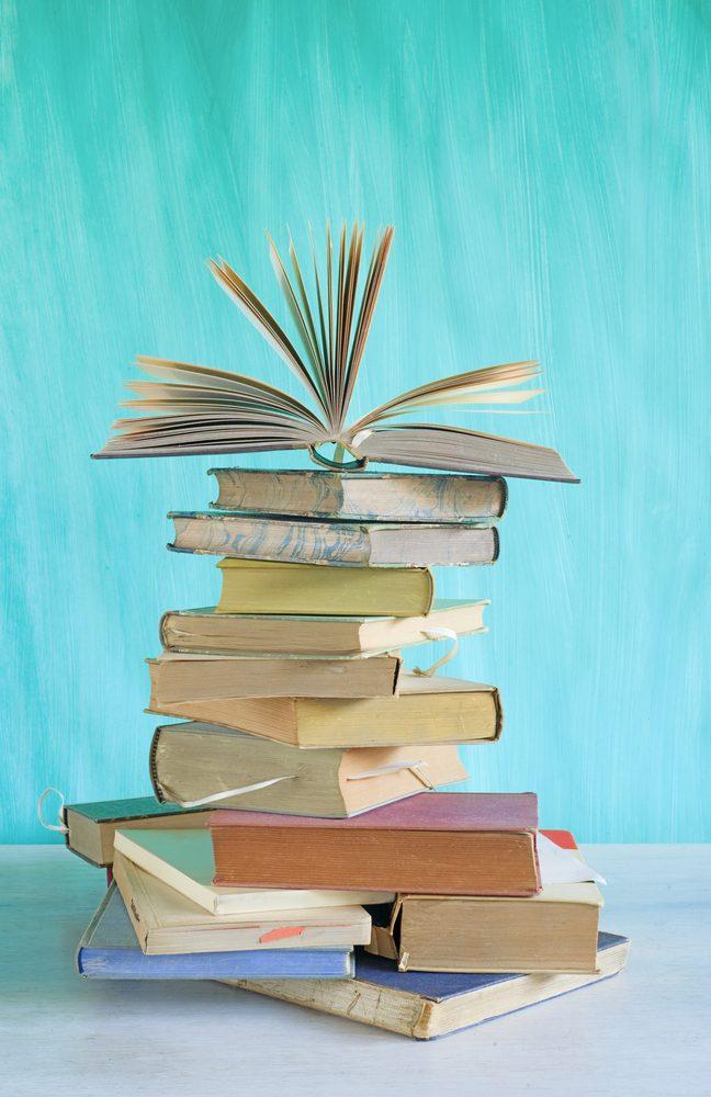 Redonner une nouvelle vie à vos livres éparpillés