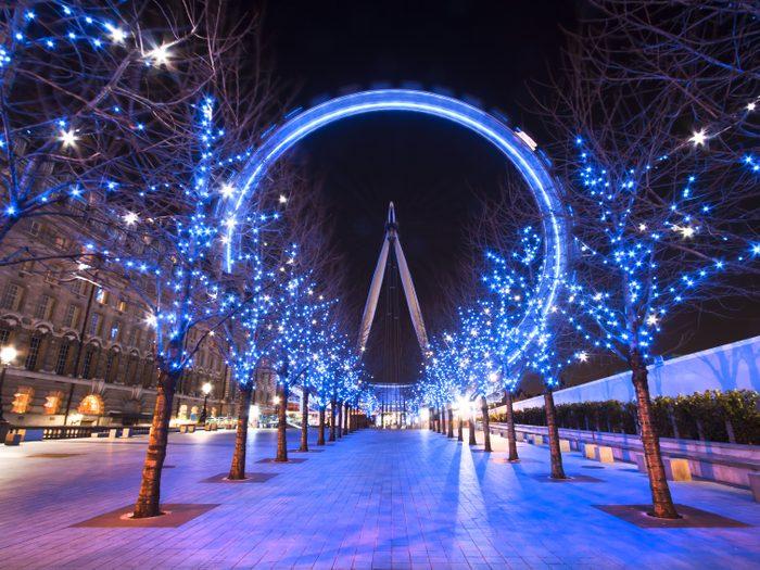 1. Londres, Angleterre