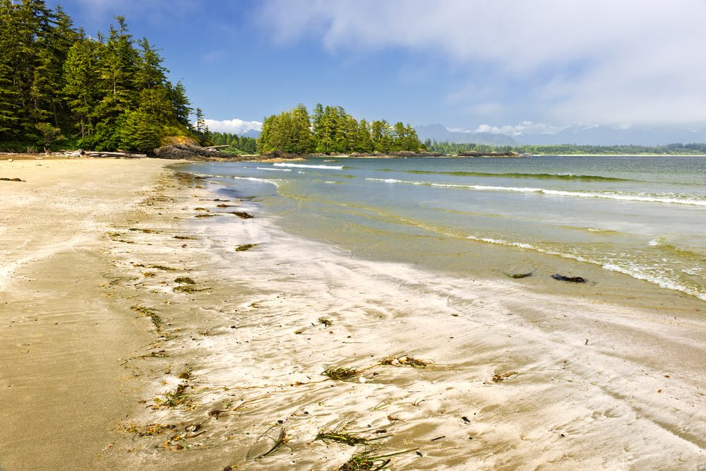 Long Beach, Tofino, Colombie-Britannique