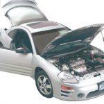 Lubrifier les serrures, les charnières et les loquets de votre auto