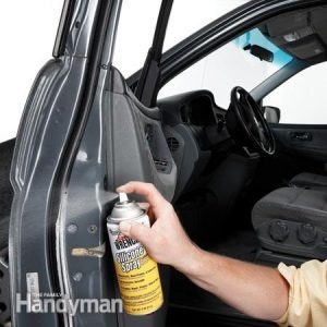 Préparer sa voiture pour l'hiver : la lubrification