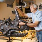 Il transforme l'Alberta en paradis des fossiles