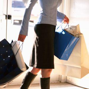 5. N'apportez pas de carte de crédit au centre commercial