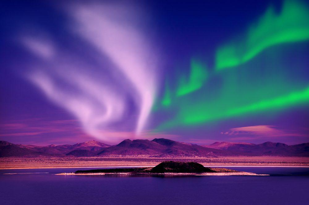 4. Observer le spectacle de lumière naturelle le plus spectaculaire