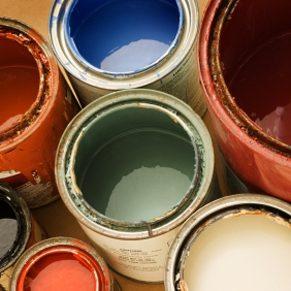 6 conseils pour conserver les restants de peinture