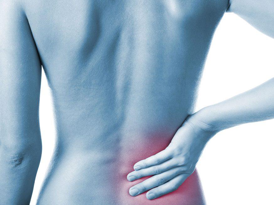 Quelles sont les causes de votre mal de dos?