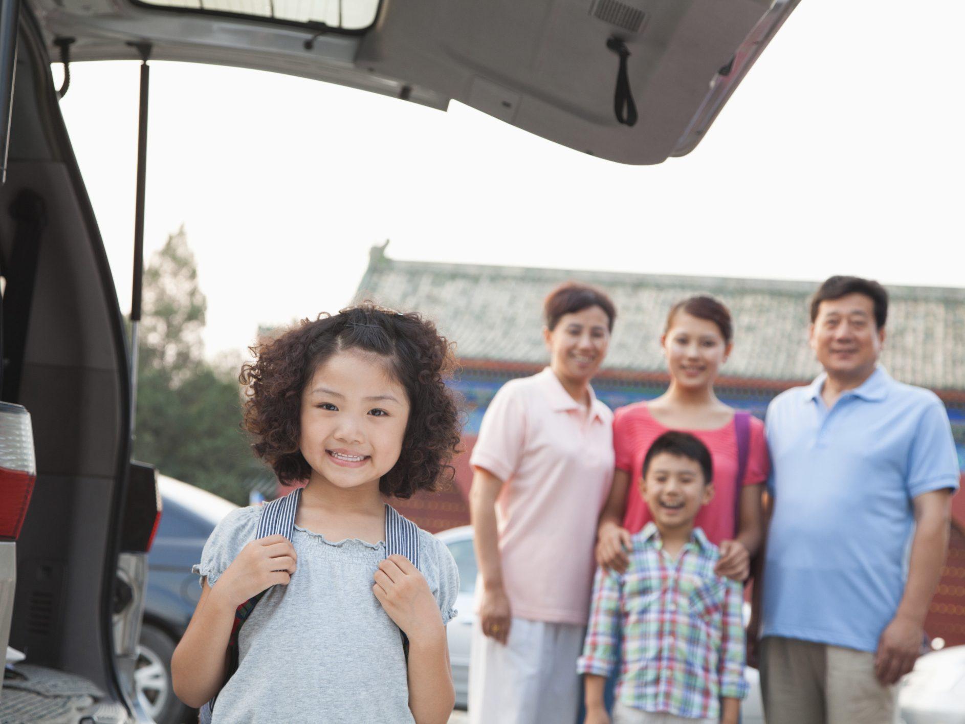 4. Prévenez le mal des transports