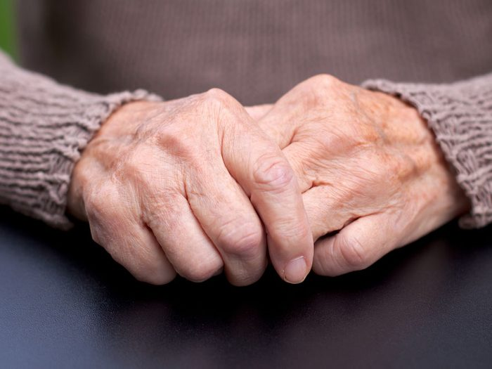 L'évolution de la maladie de Parkinson