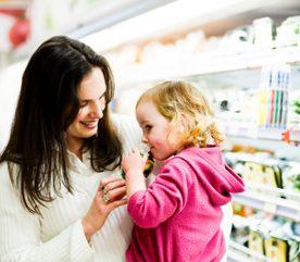 1. Recherchez les produits qui ont peu d'ingrédients