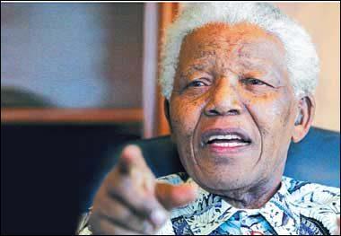 Nelson Mandela: Matricule 46664
