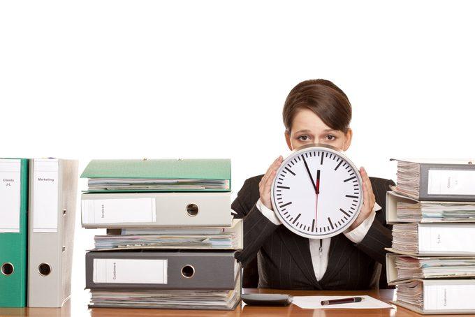 Travail: les familles québécoises manquent de temps