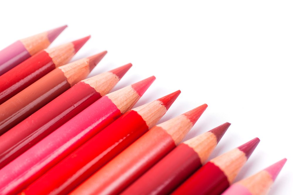 Faux-pas cosmétique: utiliser un crayon à lèvres trop foncé
