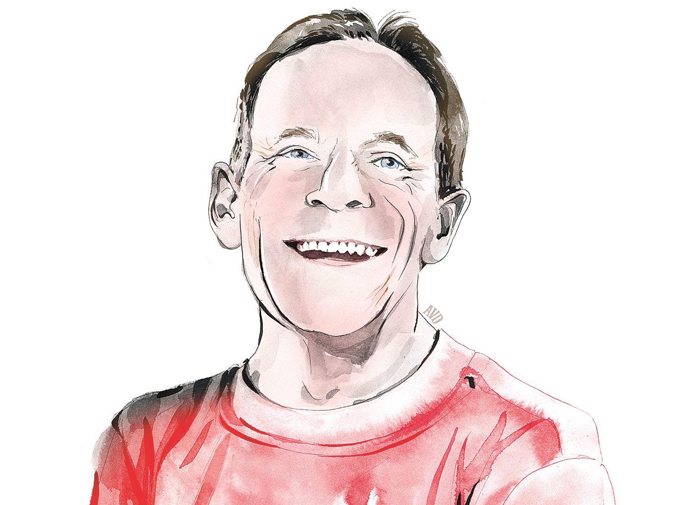 John Stanton: le marathonien