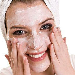 Masque nettoyant pour la peau