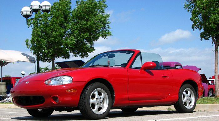 Mazda Miata et MX5