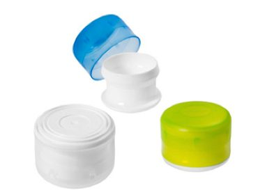 7. Sacs Ziploc et contenants réutilisables
