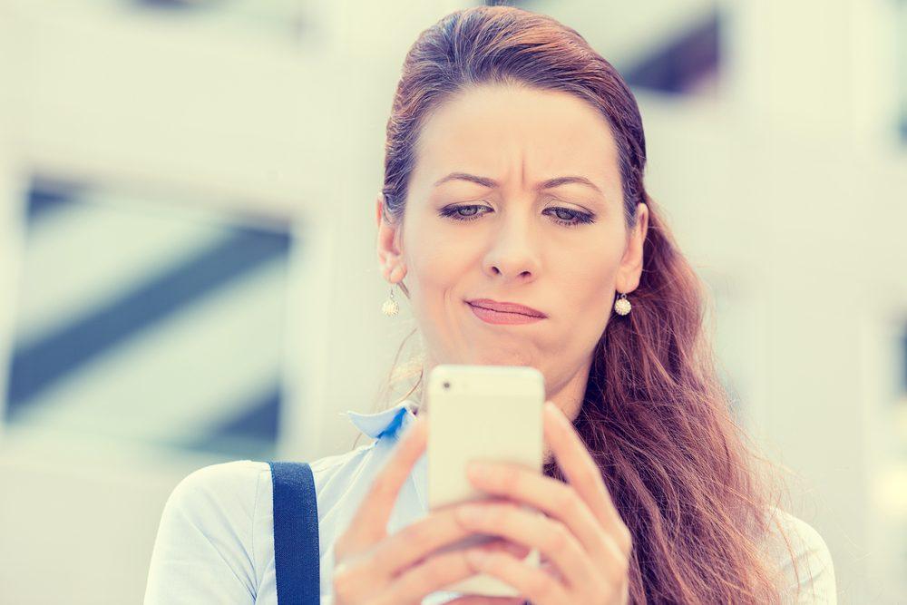 Inconvénient des réseaux sociaux : propagation de l'humeur négative