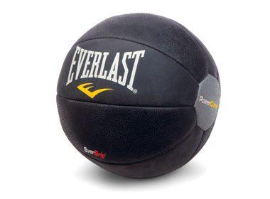 2. Ballon lesté en cuir Everlast
