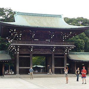 9. Le sanctuaire Meiji