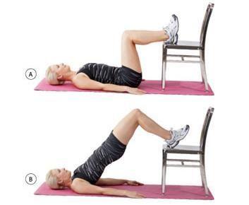 Le lever des hanches