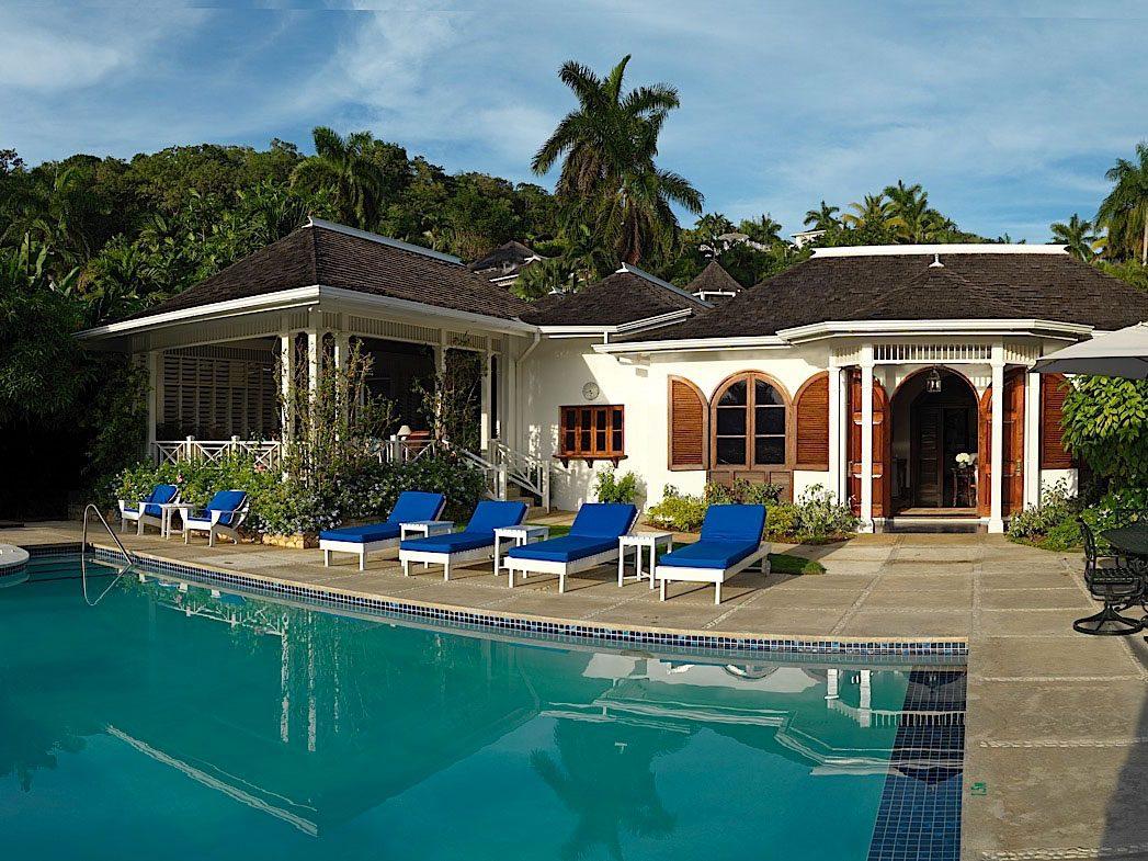 7. Le meilleur forfait d'hôtellerie en Jamaique: Round Hill Hotel and Villas, Montego Bay