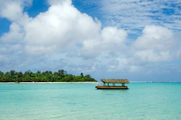 3. Muri Beach, îles Cook