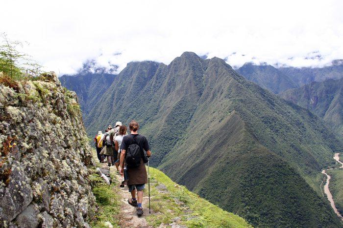 La randonnées du Machu Picchu est l'une des plus populaires au monde.