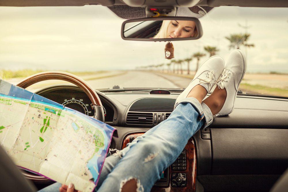 Meilleures applications mobiles pour vos voyages en voiture :  Waze