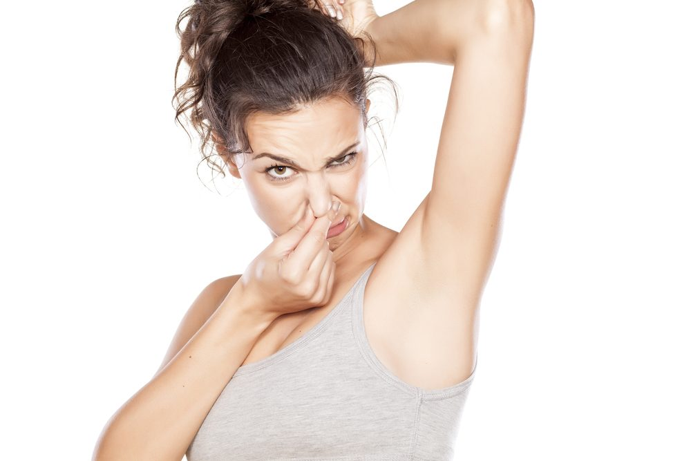odeur transpiration aisselles hormones