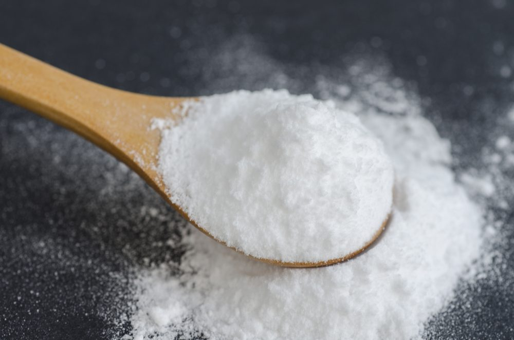 Le bicarbonate de soude accélère la guérison