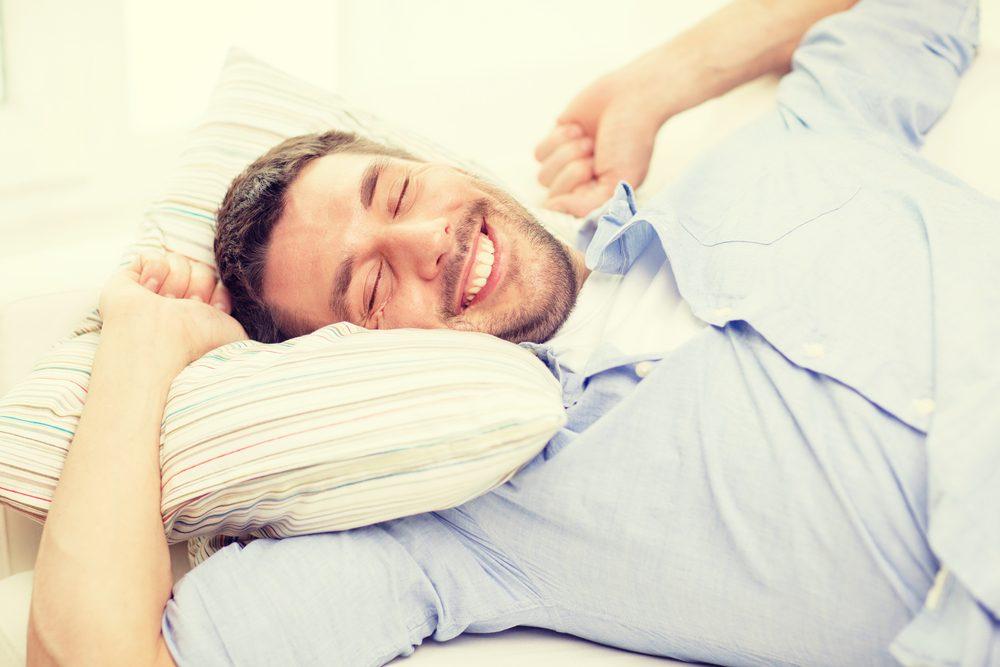 Étendez-vous pour une sieste réparatrice.