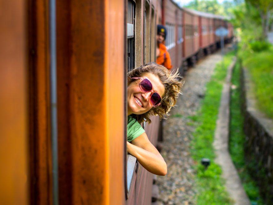 Les plus beaux parcours ferroviaires au monde