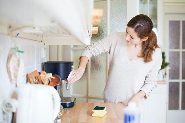 Brûler vos calories en faisant des tâches ménagères