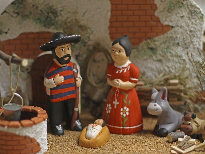 Noël au Mexique