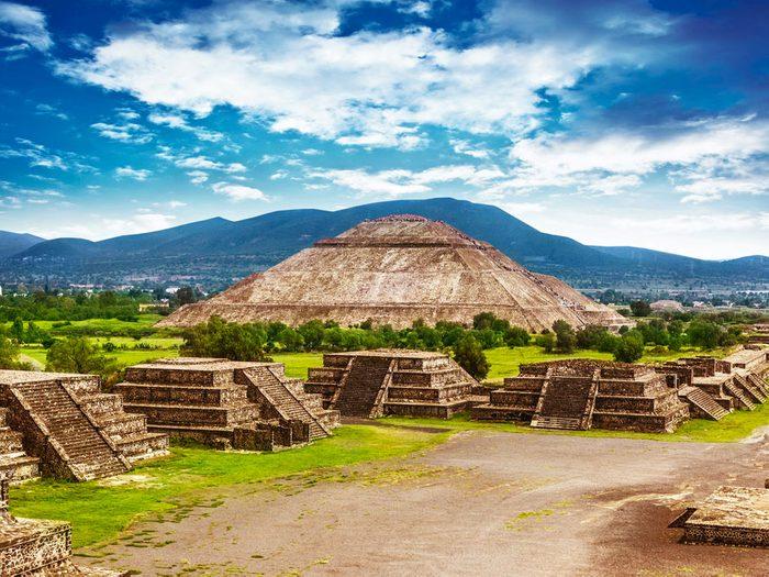 5. Mexique : là où les touristes peuvent être transformés en dommages collatéraux