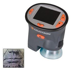 Microscope de poche pour enfants