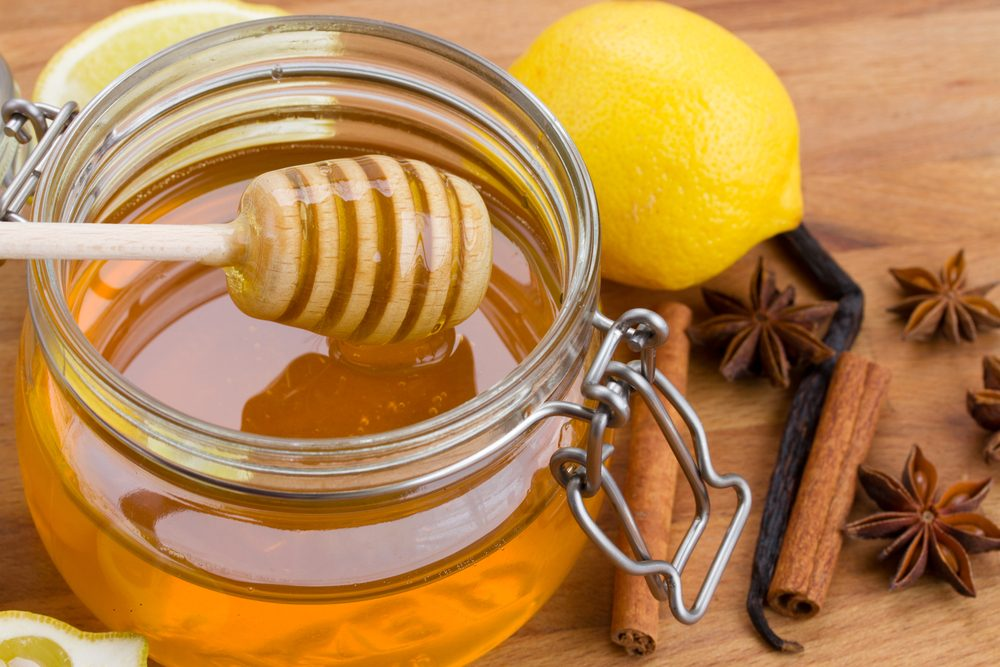 Honey to slow down weight gain and body fat