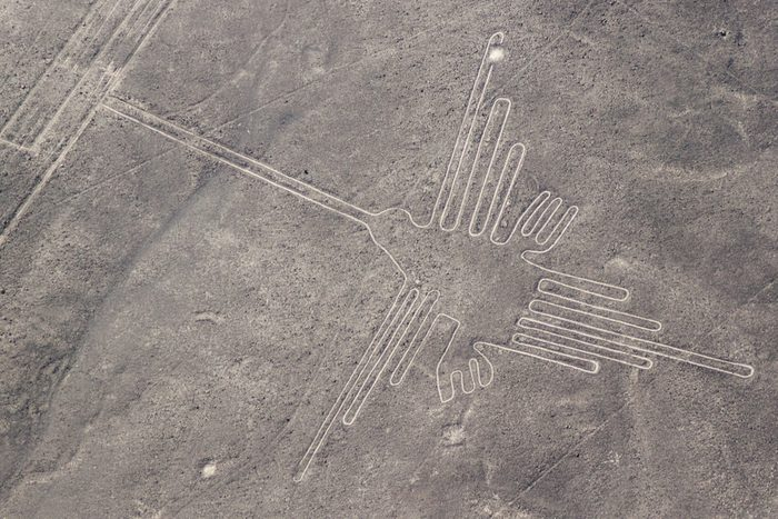 3. Géoglyphes de Nazca, Pérou
