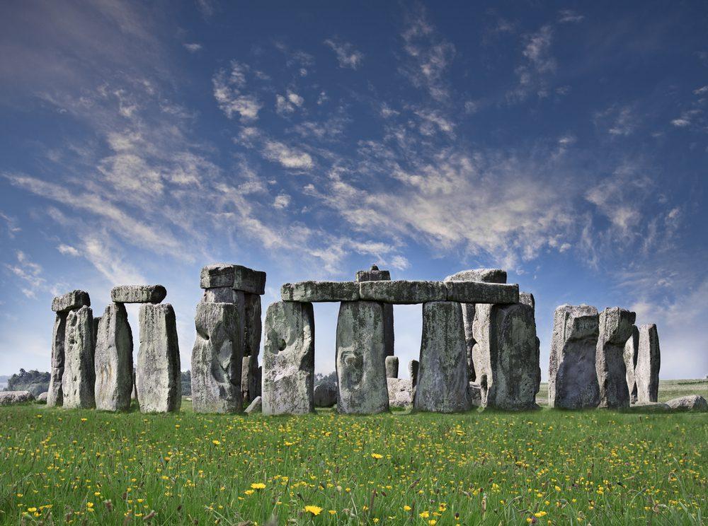 1. Stonehenge, R.-U.