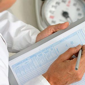 Mythe no 2: Je trouverai mon poids idéal sur un tableau d'IMC.