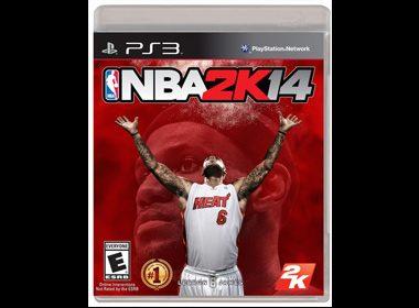 7. Le jeu NBA2K14 - 59,83$