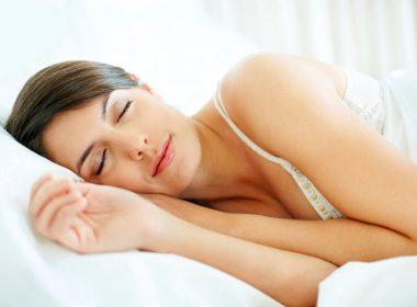 3. Ne vous privez pas de sommeil