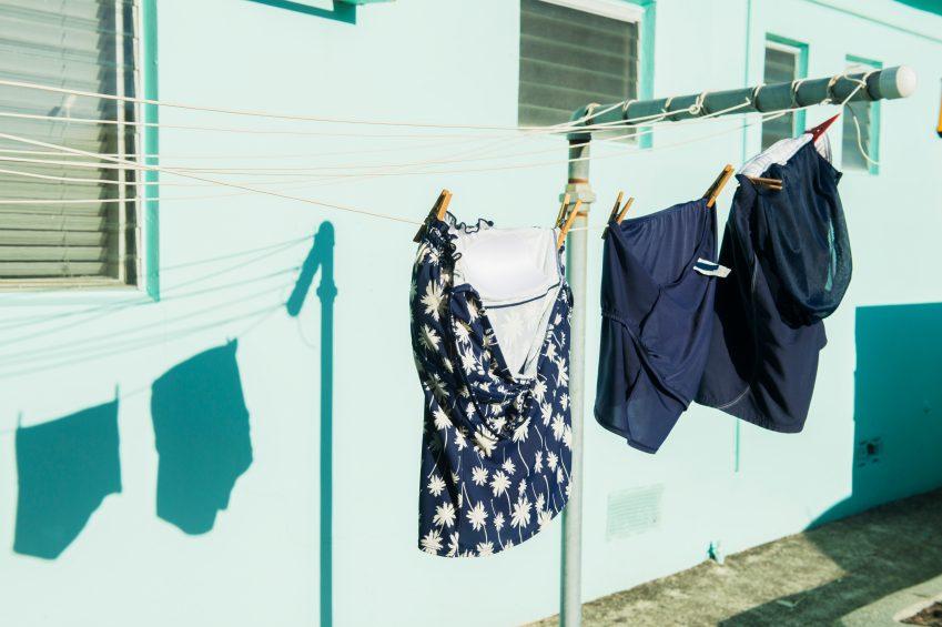 8. Des produits de nettoyage pour voyageurs