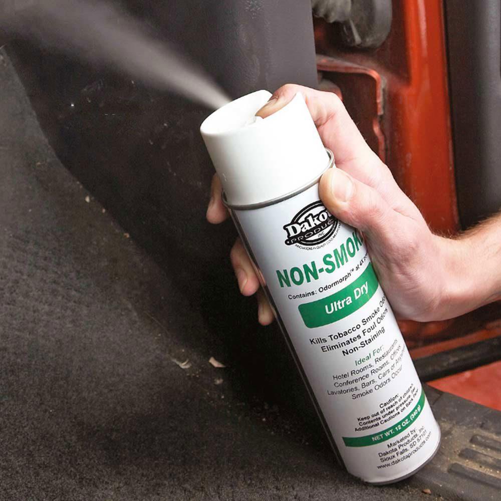 Désodorisez l'intérieur de votre auto